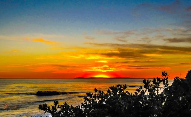 Big Sur-Sunset