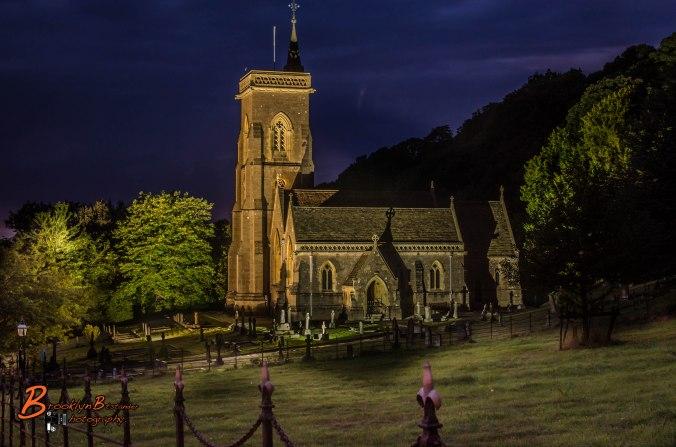 St Audries Church