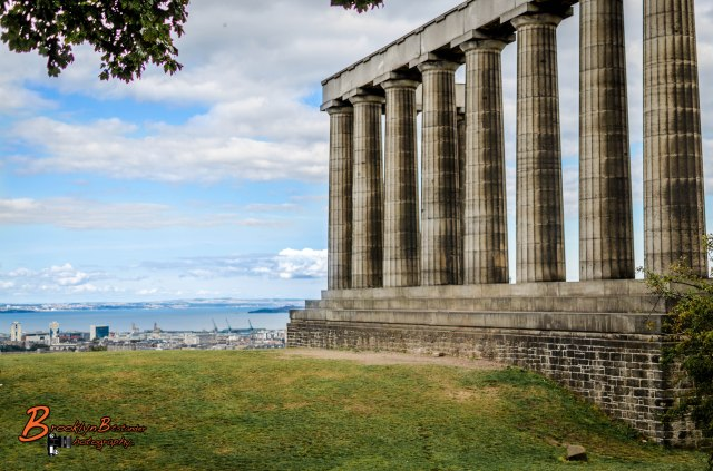 Edinburgh Calton Hill_