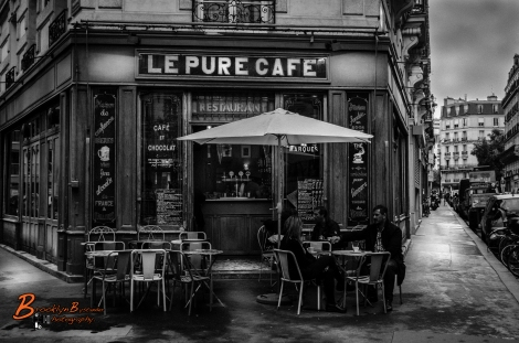 B&W Le Pure Cafe