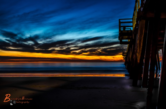 Henley Jetty Sunset 2-2