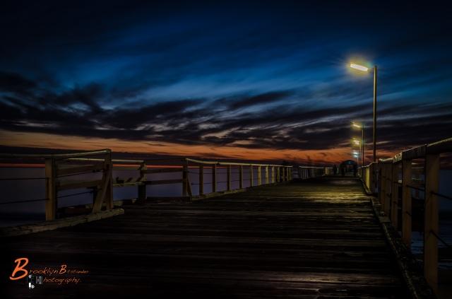 Henley Jetty Sunset-2