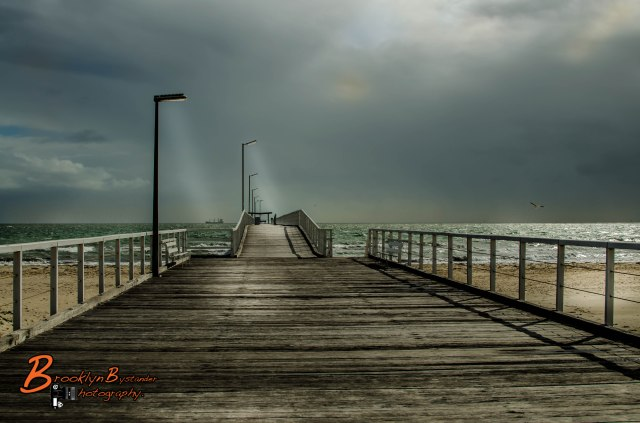 Port Adelaide Jetty Light