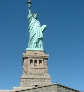 The Statue of Liberty-Original