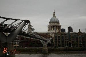 The Millennium Bridge 2