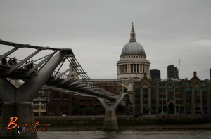 The Millennium Bridge 2