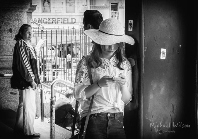 Train Station Girl