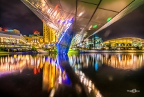 Adelaide Foot Bridge