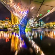 Adelaide Foot Bridge