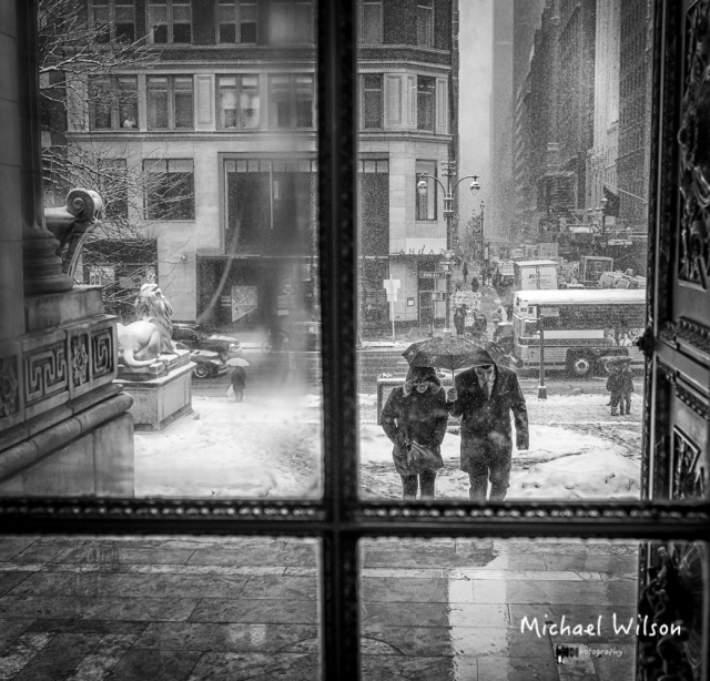 NYC Window2BW