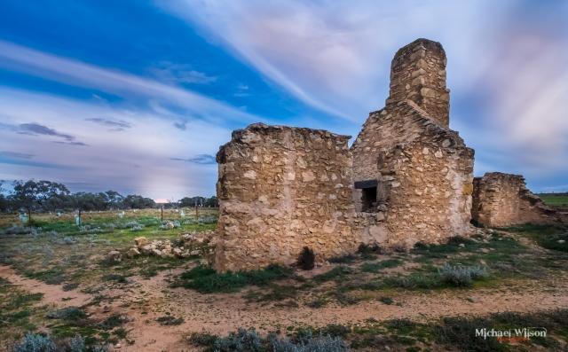 Bamera Ruins Wacom Retouch